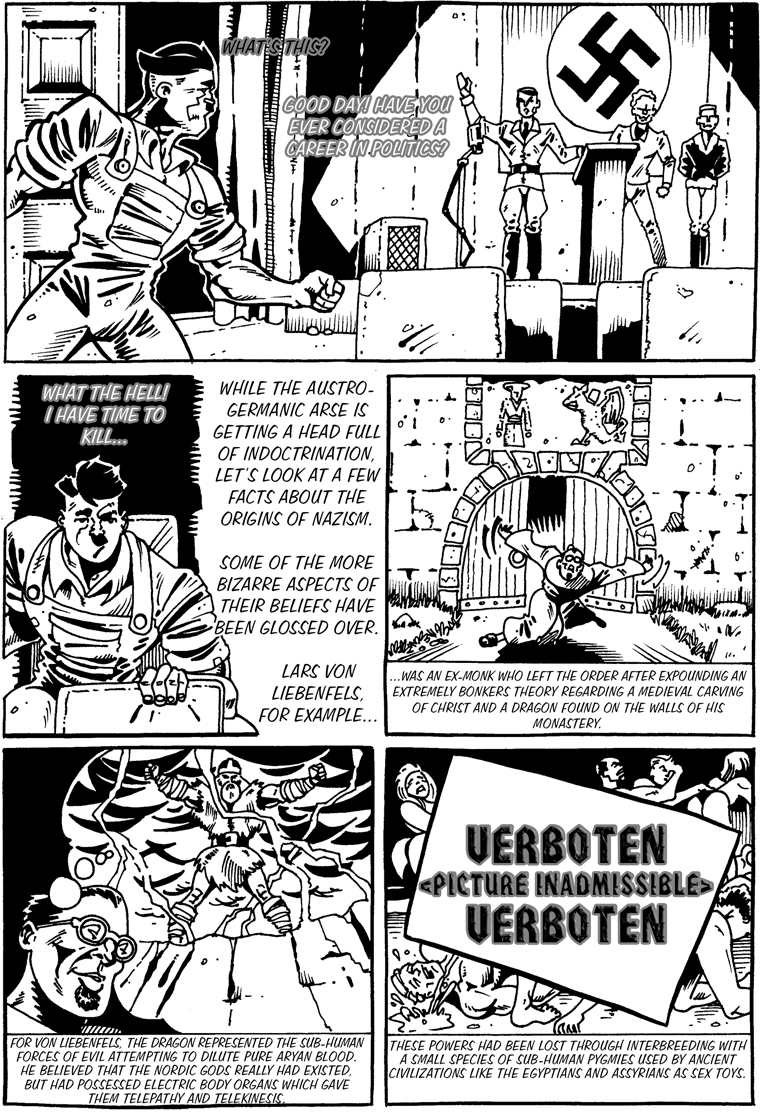 Hard-Boiled Hitler Episode Zwei 5