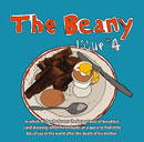 The Beany #4 cover